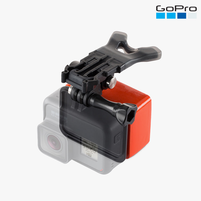 [파워캠] 고프로 바이트 마운트 + 플로티 [GoPro Bite Mount + Floaty for HERO7 Black/HERO6 Black /HERO5 Black]
